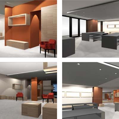 Décoration intérieur architecte