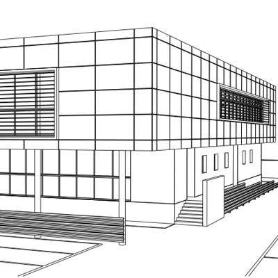 Dessin 3d architecture