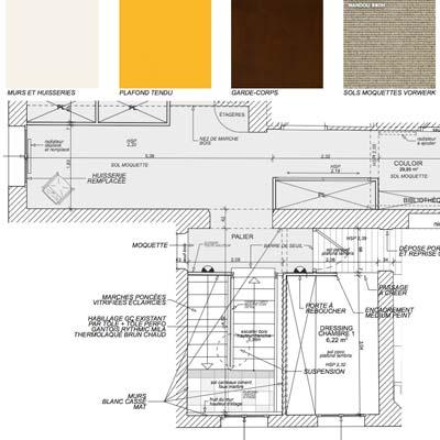 Planche tendance architecture