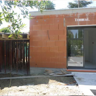 construction chantier maison